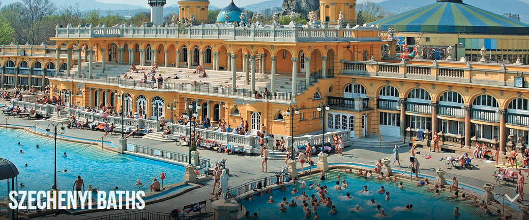 Széchenyi Baths and Pool Budapešť